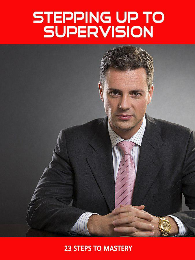 Stepping up to Supervision